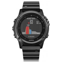 Buy Garmin Men's Watch Fēnix 3 HR Sapphire 010-01338-7E