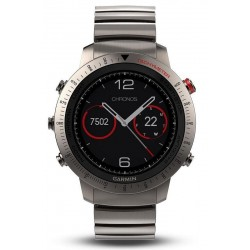 Buy Garmin Men's Watch Fēnix Sapphire Chronos 010-01957-01