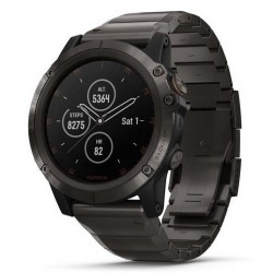 Buy Garmin Men's Watch Fēnix 5X Plus Sapphire 010-01989-05