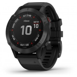 Buy Garmin Mens Watch Fēnix 6 Pro 010-02158-02