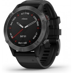 Buy Garmin Mens Watch Fēnix 6 Sapphire 010-02158-11