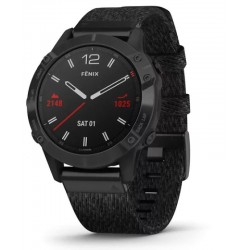 Buy Garmin Mens Watch Fēnix 6 Sapphire 010-02158-17