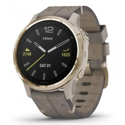 Garmin Unisex Watch Fēnix 6S Sapphire 010-02159-40