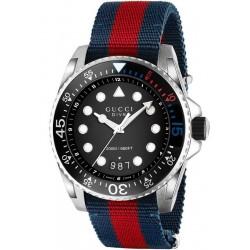 Buy Gucci Men's Watch Dive XL YA136210 Quartz