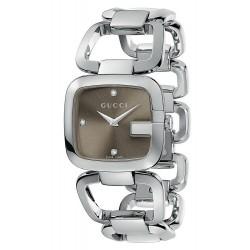 Buy Gucci Women's Watch G-Gucci Medium YA125401 Quartz