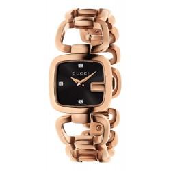 Buy Gucci Women's Watch G-Gucci Small YA125512 Quartz