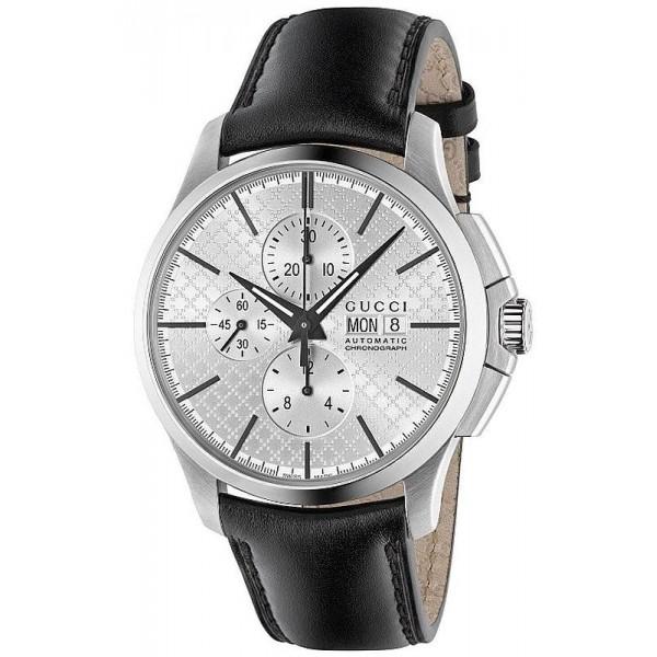 Buy Gucci Men's Watch G-Timeless XL YA126265 Automatic Chronograph