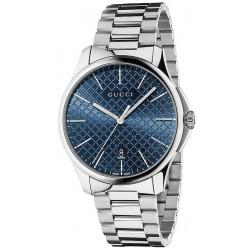 Buy Gucci Men's Watch G-Timeless Large Slim YA126316 Quartz