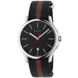 Buy Gucci Men's Watch G-Timeless Large Slim YA126321 Quartz