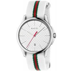 Buy Gucci Men's Watch G-Timeless Large Slim YA126322 Quartz