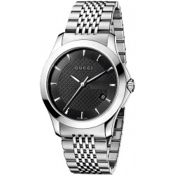 Buy Gucci Unisex Watch G-Timeless Medium YA126402 Quartz