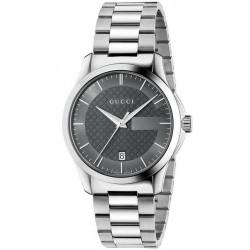Buy Gucci Unisex Watch G-Timeless Medium YA126441 Quartz