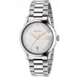 Buy Gucci Unisex Watch G-Timeless Medium YA126442 Quartz