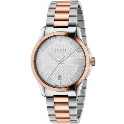 Buy Gucci Unisex Watch G-Timeless Medium YA126447 Quartz