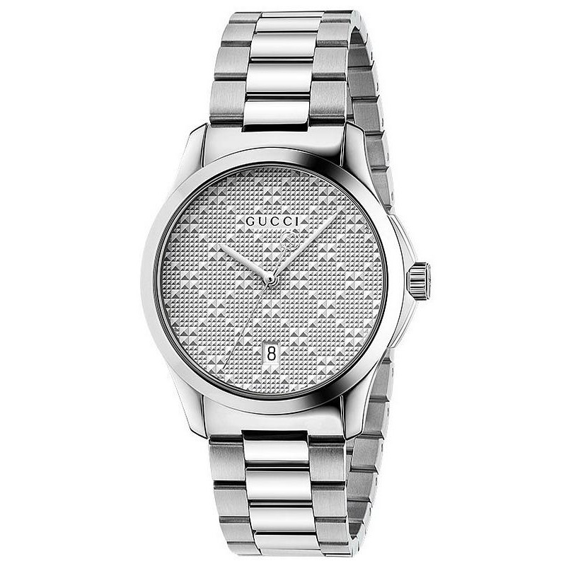 f55d2ac623e -8% Buy Gucci Unisex Watch G-Timeless Medium YA126459 Quartz