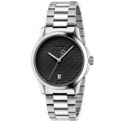 Buy Gucci Unisex Watch G-Timeless Medium YA126460 Quartz