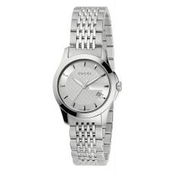Buy Gucci Women's Watch G-Timeless Small YA126501 Quartz