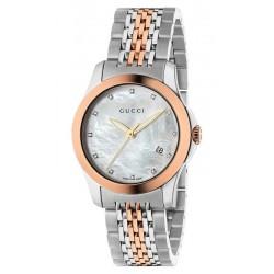 Buy Gucci Women's Watch G-Timeless Small YA126514 Quartz