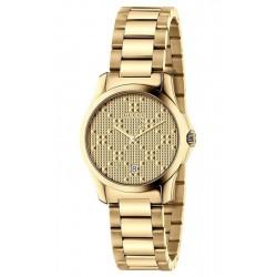 Gucci Women's Watch G-Timeless Small YA126553 Quartz