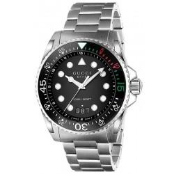Buy Gucci Men's Watch Dive XL YA136208 Quartz