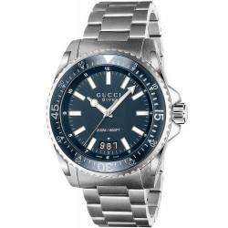 Buy Gucci Men's Watch Dive XL YA136203 Quartz