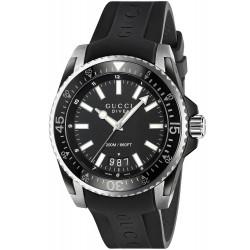 Buy Gucci Men's Watch Dive XL YA136204 Quartz