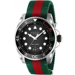 Buy Gucci Men's Watch Dive XL YA136209 Quartz