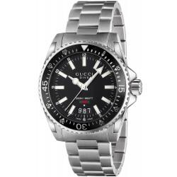 Buy Gucci Men's Watch Dive Large YA136301 Quartz