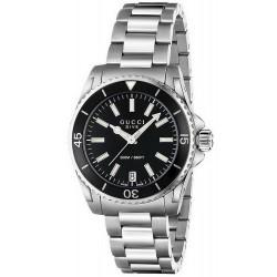 Buy Gucci Women's Watch Dive Medium YA136403 Quartz