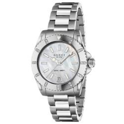 Buy Gucci Women's Watch Dive Medium YA136405 Quartz