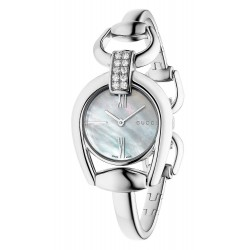 Gucci Women's Watch Horsebit Small YA139504 Quartz