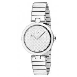Buy Gucci Women's Watch Diamantissima Medium YA141402 Quartz