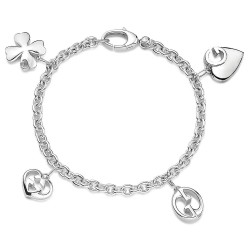Gucci Women's Bracelet Lucky Charms 1973 YBA287202001017