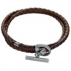 Gucci Men's Bracelet Horsebit YBA338798002018