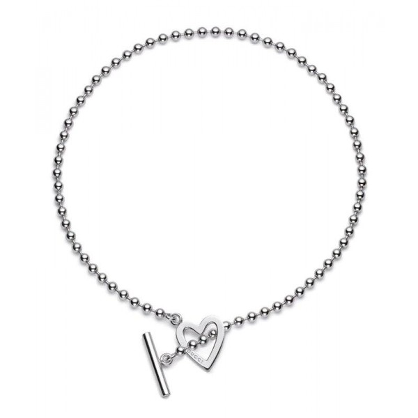 Buy Gucci Women's Necklace Toggle Heart YBB184302001