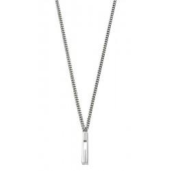Gucci Men's Necklace Silver YBB22505500100U