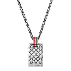 Buy Gucci Men's Necklace Diamantissima YBB31048100100U