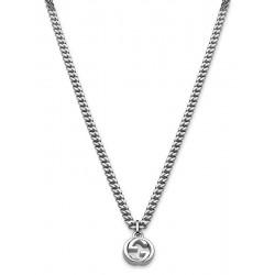 Buy Gucci Men's Necklace Silver YBB35628600100U