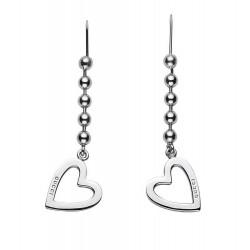 Gucci Women's Earrings Toggle Heart YBD18144500100U