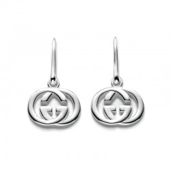 Buy Gucci Women's Earrings Silver Britt YBD22332100100U