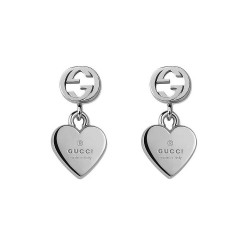 Buy Gucci Women's Earrings Trademark YBD35625400100U