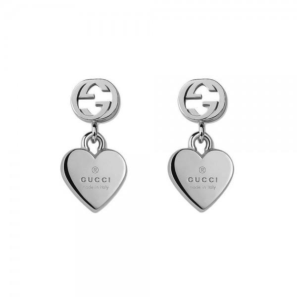 Buy Gucci Women's Earrings Trademark YBD35625400100U
