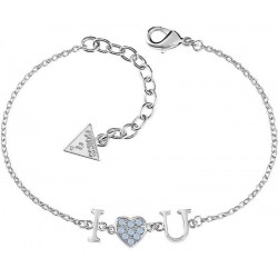 Buy Guess Women's Bracelet Kiss & Love UBB61095-S