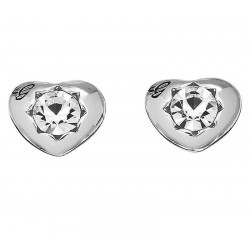 Buy Guess Women's Earrings Crystals Of Love UBE51415