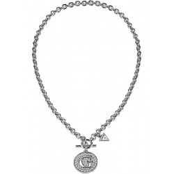 Buy Guess Women's Necklace G Girl UBN51486