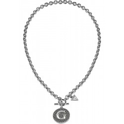 Buy Guess Women's Necklace G Girl UBN51489