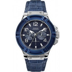 Buy Guess Men's Watch Rigor W0040G7 Multifunction