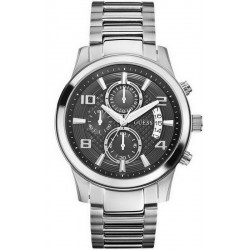 Buy Guess Men's Watch Exec W0075G1 Chronograph