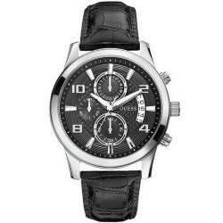 Buy Guess Men's Watch Exec W0076G1 Chronograph