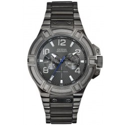Buy Guess Men's Watch Rigor Multifunction W0218G1